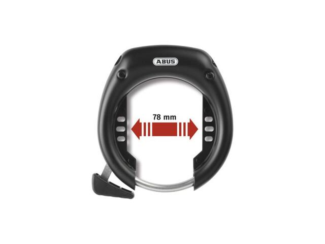 ABUS Shield 5650 L R OE Cykellås svart